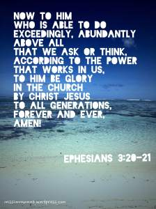 Ephesians3
